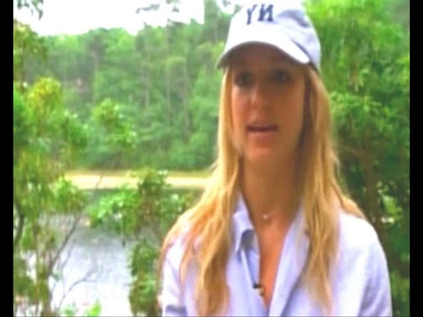 Britneys Fundations Commercial AOL 2003