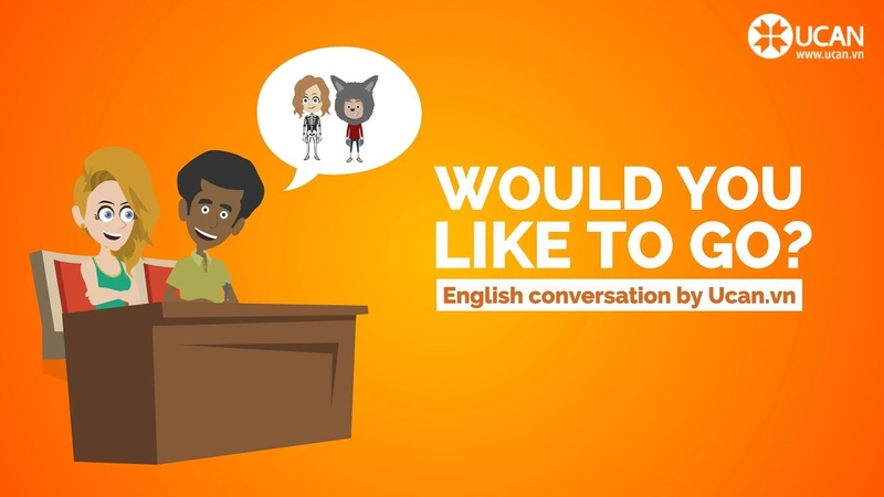 Learn English Conversation Lesson 32. Would you like to go