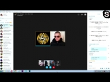 Skype Rap Battle - Groza vs Макс Палач Часть 10 (Батл на ник и на уход из Скайпа)