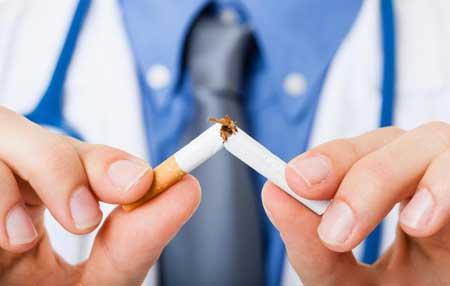 Отказ от курения может уменьшить кислотный рефлюкс