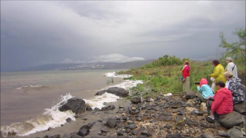 море тивериадское
