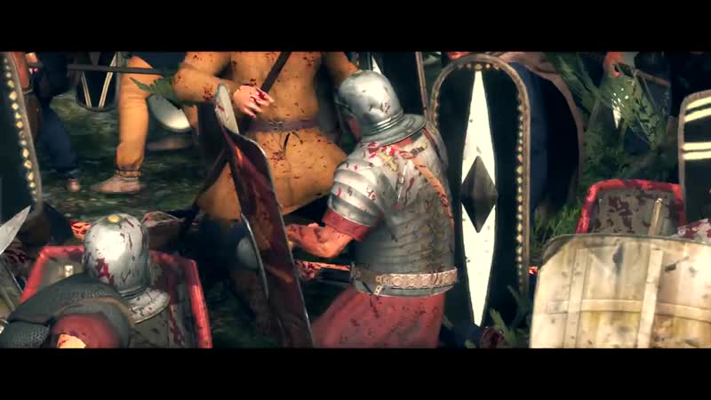 Battle of the Teutoburg Forest 9 CE ¦ Germanic tribes Vs Roman Empire ¦ Total War Rome 2 cinematic