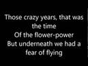 Abba Our Last Summer Lyrics