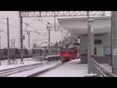 Бывшая Александровская Электропоезд ЭР2Р-7023