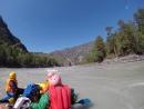 Порог Шабаш на реке Катунь 1