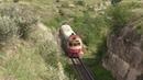 Дизель-поезд Д1-780 на перегоне Гиндешть - Флорешть / D1-780 between Ghindesti and Floresti