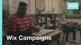 Shaquille ONeal Stars in Ageofbeard.coms New Commercial Wix.com