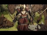 Настоящий самурай и коня остановит.. AngolmoisGenkou Kassenki(VO Amazing dubbing - Altair &amp Yalunar &amp OneMoreCancer)
