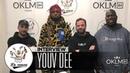 YOUV DEE GEAR 3 parcours One Piece L'Entourage LaSauce sur OKLM Radio 17 12 18 OKLM TV