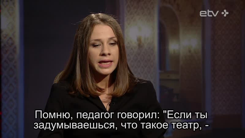 Татьяна Егорушкина в передаче Гримерка