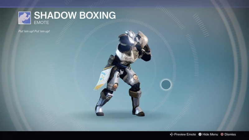 Destiny 20180127 NERJSTALL TITAN vers40 SHADOW BOXING