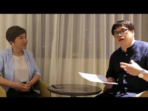 더키 THEKEY 의 CEO Catherline Li와 함께한 English 인터뷰 영상입니다
