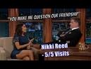 Nikki Reed Ferguson Pscyhoanalyzes Her 5 5 Appearances In Chron Order 1080