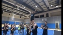 Cheer Camp Black Eagles Team South Korea