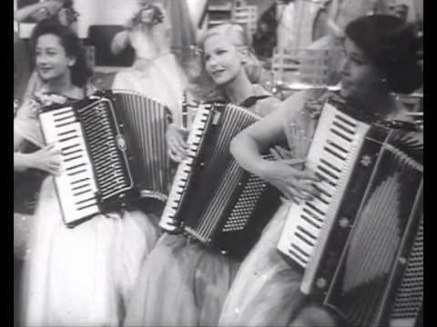 Fanfaren der Liebe 1951 (Фанфары любви) Германия.