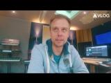 Armin van Buuren Vlog #48: Q&A Time