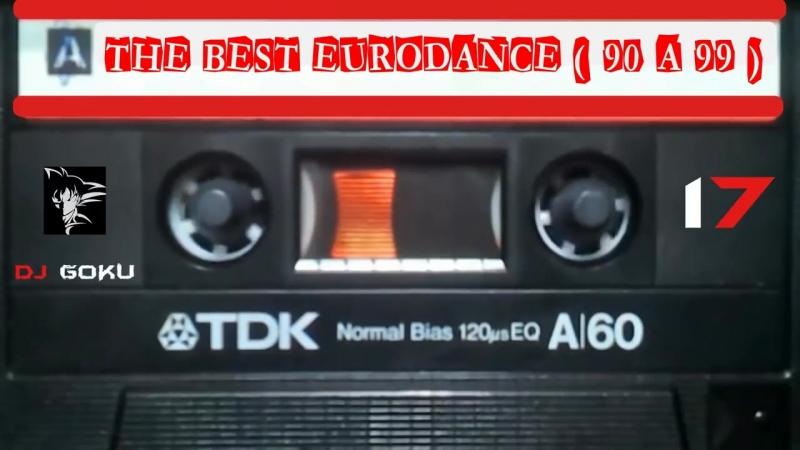The Best Eurodance ( 90 a 99 ) - Part 17