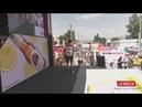 La Vuelta Etapa 6ª Control de firmas salida Huércal-Overa