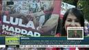 Brasil Haddad, el candidato que propone retomar el progresismo