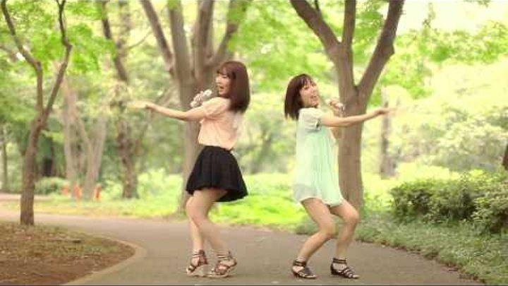 こずえ W ダブルユー 恋のバカンス踊ってみた miho**