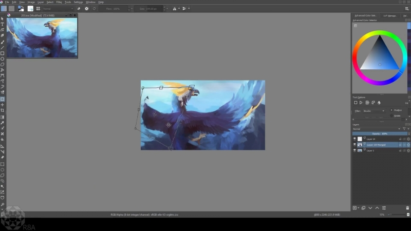 Speedpaint – random drawing 203 1080 x 1920
