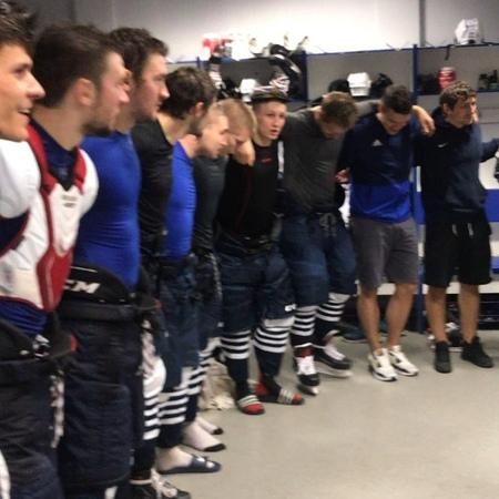 """Хоккейный Клуб «Адмирал» on Instagram: """"Константин Глазачев: - Мы солидная команда, и в дальнейшем не должны упускать преимущество в две шайбы! ......"""