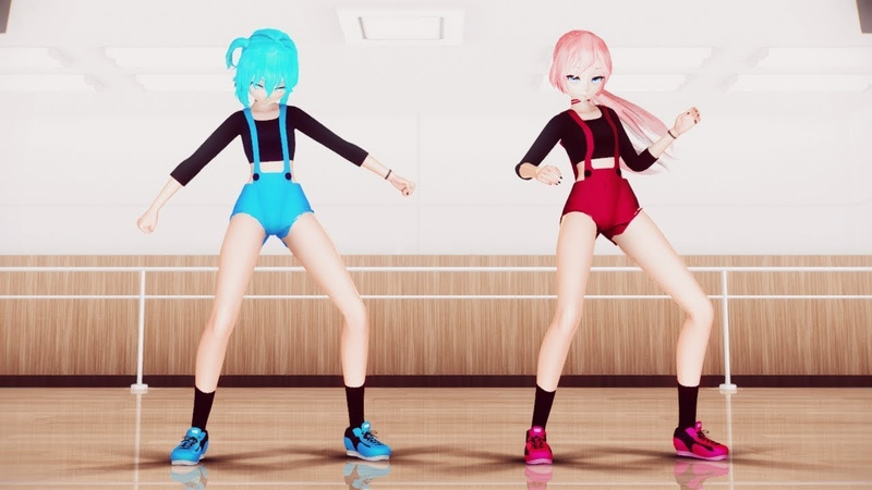 【MMD】Evolution of Dance【Commission】