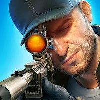 Sniper 3D Assassin [Мод: много денег]