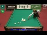 Сергей Крыжановский - Александр Паламарь Чемпионат Европы 2011 г