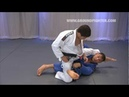 Technical stand up from Deep Half Guard