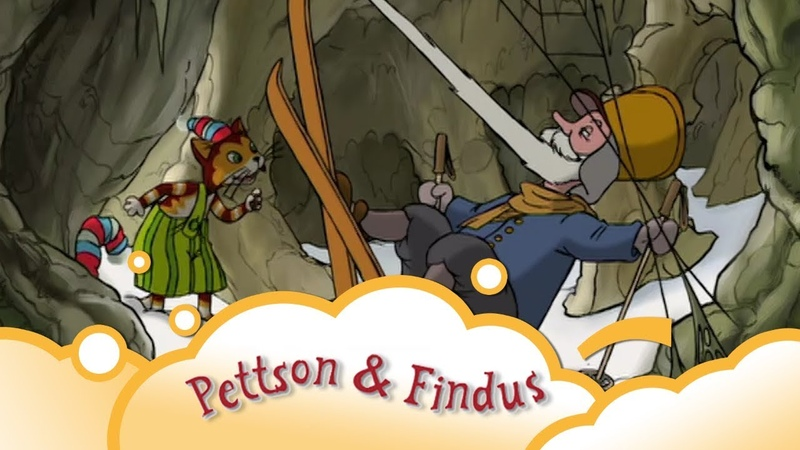 Pettson and Findus: Speaking Sausage S2 E2 | WikoKiko Kids TV