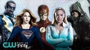 THE CW Heroes And Villains Trailer HD Arrow, The Flash, Legends Of Tomorrow, Supergirl