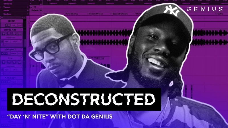 The Making Of Kid Cudi's Day 'N' Nite With Dot Da Genius Deconstructed