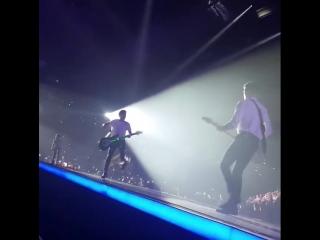 «Night & Day Tour 2018»   Newcastle, UK   20/04/19   «All Night»