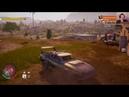 Прохождение STATE OF DECAY 2 4. Безумный МАКС. Тобин рвется в бой: быстрые машины.