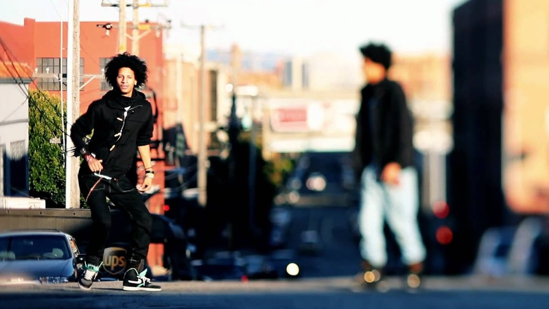 LES TWINS Golden State San Francisco New Style | YAK FILMS