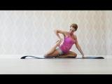 SLs Упражнения для продольного шпагата (растяжка передней поверхности бедра)