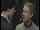 Sherlock BBC - Джон обиделся