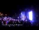 Праздничный концерт на день города - Миасс