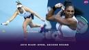 Rebecca Peterson vs. Serena Williams | 2019 Miami Open Second Round | WTA Highlights