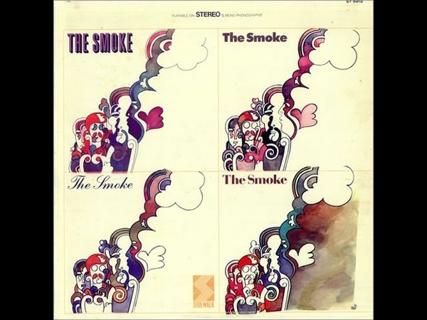 The Smoke- October Country(1968)