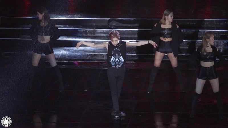 [4K] 180512 태민 직캠 'MOVE' Taemin Fancam @2018 드림콘서트 상암월드컵경기장 By 벤뎅이