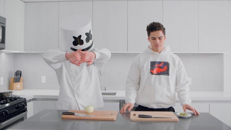 Cooking with Marshmello Brazilian Farofa (Alex Aiono)