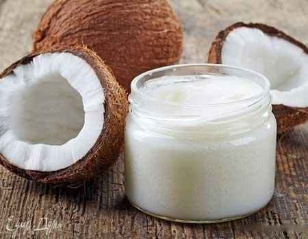 Кокосовое масло от псориаза.