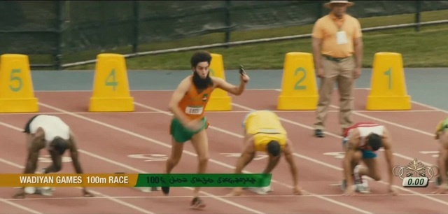 This is America at the Olympic Games