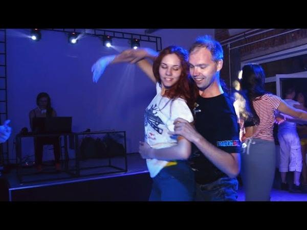 Festa Preparty RZC. Andrey Antonov and Daria Rudenko. (ILLUSION)