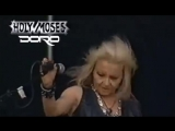 Holy Moses Doro - Too Drunk To Fuck (Live @ Wacken 2001)