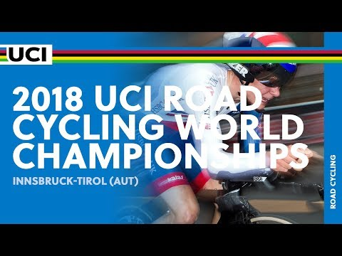 2018 UCI Road World Championships – Innsbruck-Tirol (AUT) / Men Junior Individual Time Trial