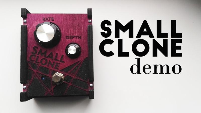 Small Clone Chorus demo