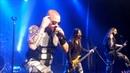 Attero Dominatus Sabaton Live In Israel 2016 31 08 16
